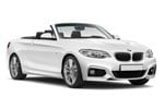 BMW 2 Series Cabrio - 4Seats