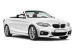 BMW 2 Series Cabrio - 4plazas