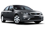 Ford Falcon XR6 - 5Sjedala