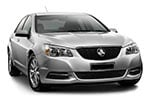Holden Commodore SV6 - 5Сиденья