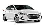 Hyundai Elantra - 5Sėdimos vietos