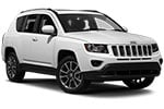 Jeep Compass - 5istuinta