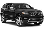 Jeep Grand Cherokee - 5istuinta