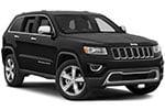 Jeep Grand Cherokee - 5座位