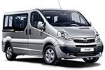 Opel Vivaro - 9Sjedala
