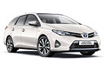 Toyota Auris Estate - 5седящи места