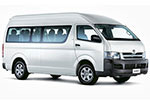 Toyota Commuter Bus - 12مقاعد