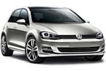 Volkswagen Golf - 5المقاعد
