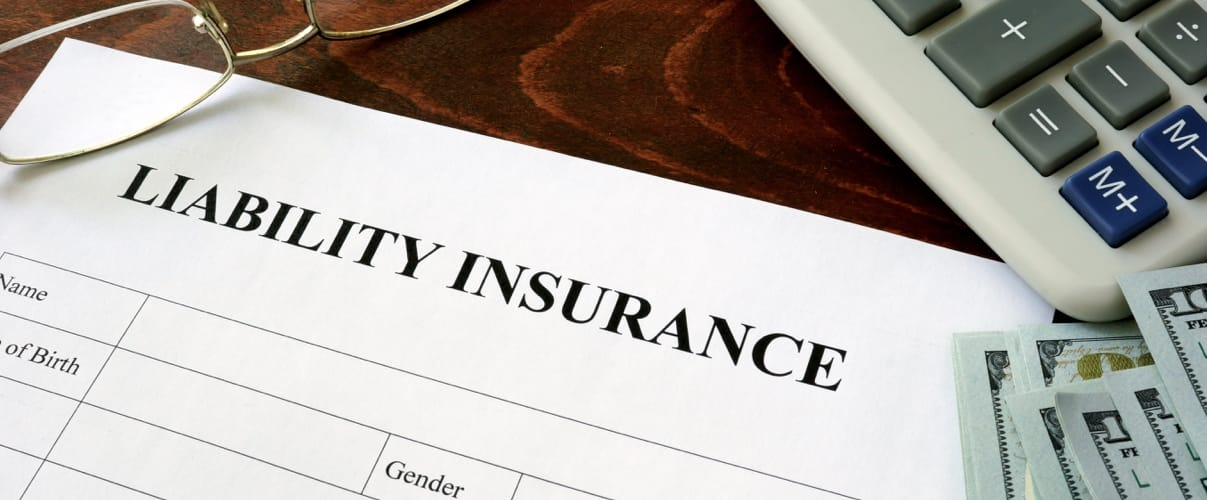 What is Third-Party Liability in car rental?