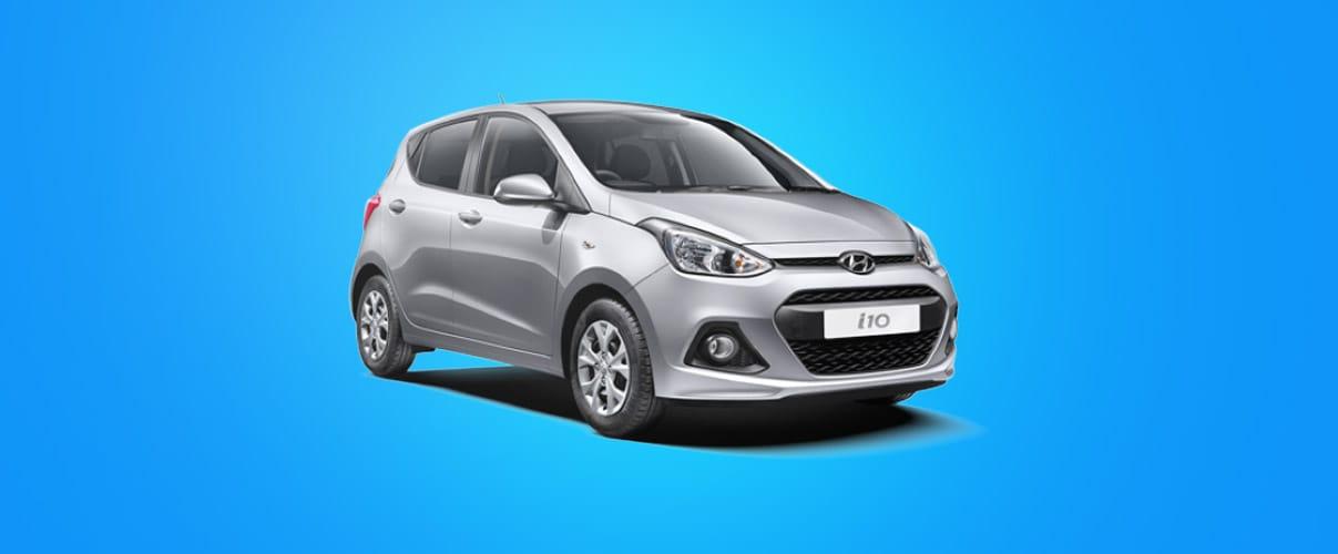 What is a 'mini' car in car rental?
