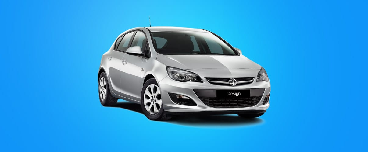 What is a 'compact' car in car rental?