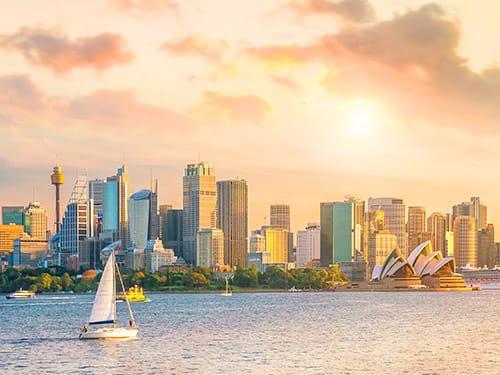 Drive Brisbane to Sydney