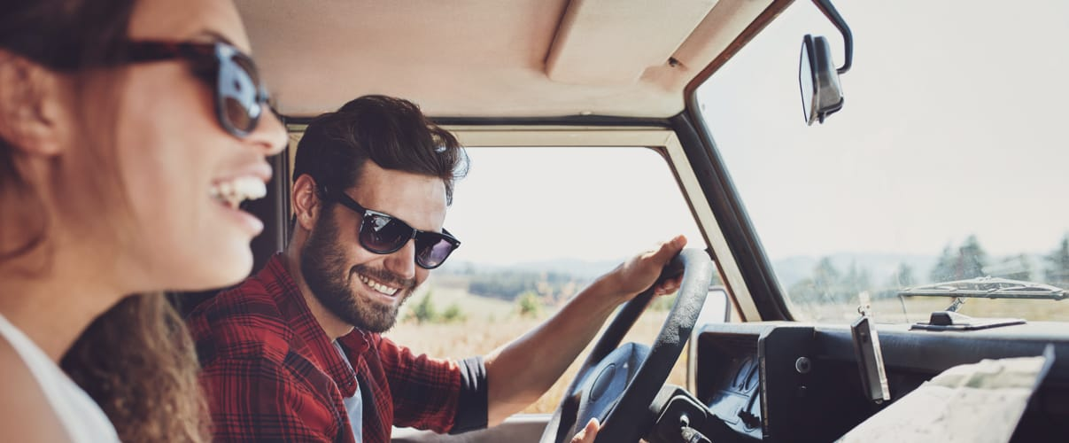 First-timer's guide to driving abroad
