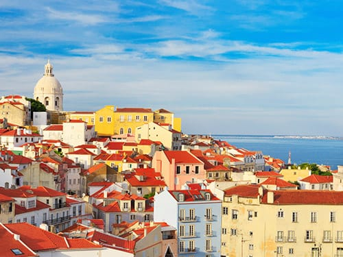 Lisbon driving adventures and car rental tips