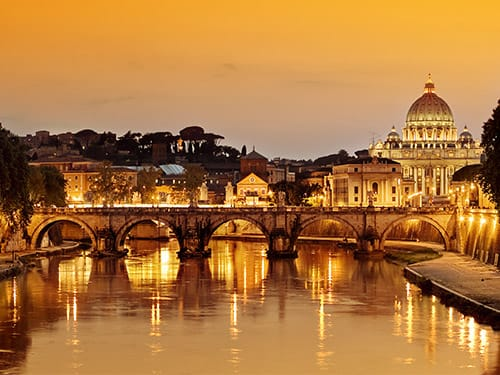 Rome driving adventures and car rental tips