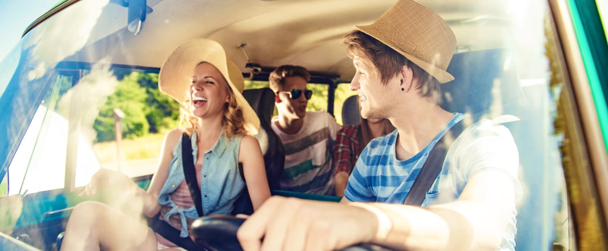 Young driver? Here's how to save money on car hire