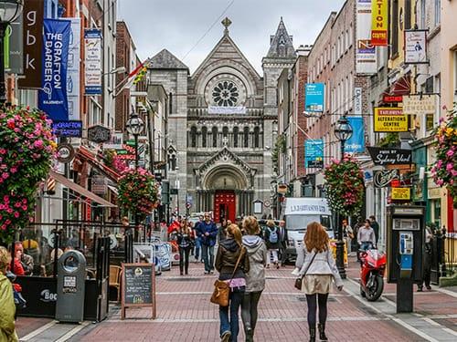 A city guide in the Emerald Isle: Dublin