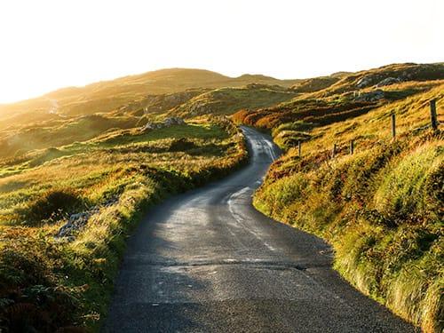 Escaping Dublin: 2 easy Irish road trips