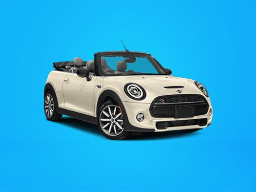 What is a convertible car in car rental?