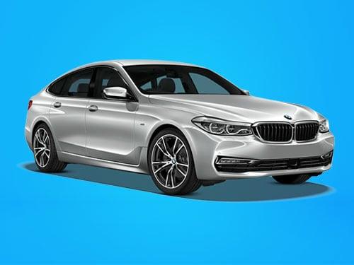 What is a 'luxury car' in car rental?
