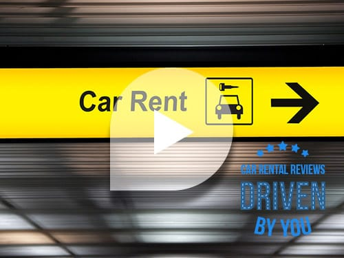 Car rental reviews: Why they matter
