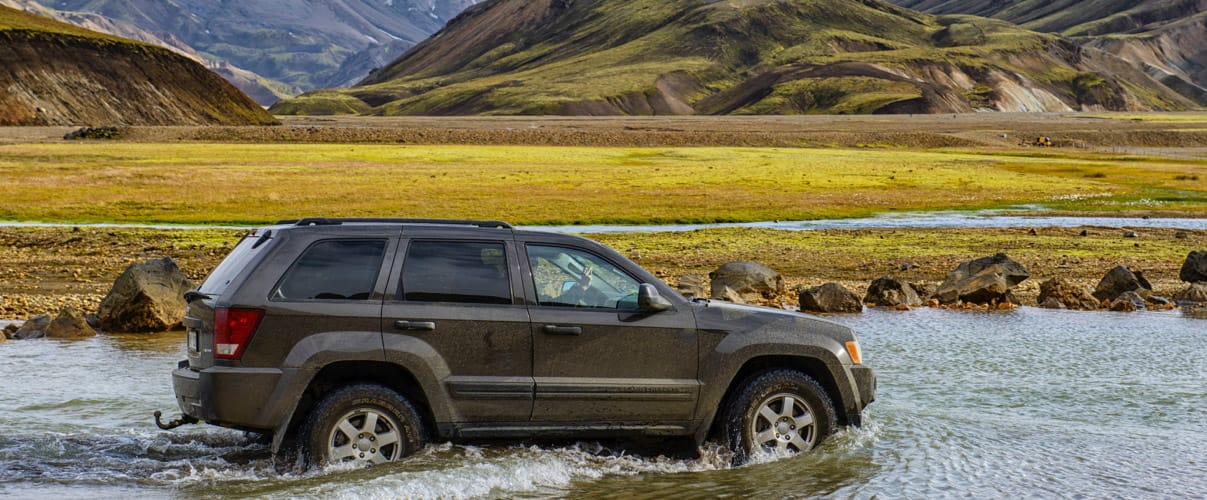 Discover Car Hire Iceland