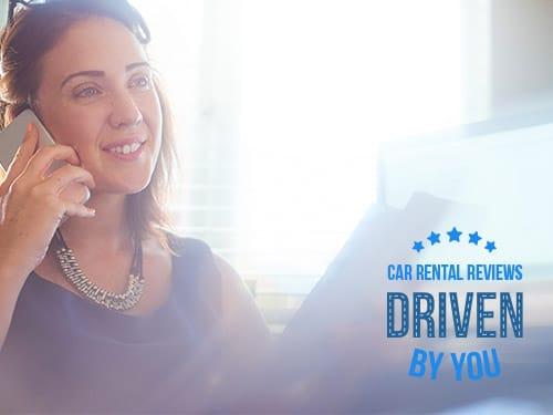 Car rental reviews: What's good vs what's bad?