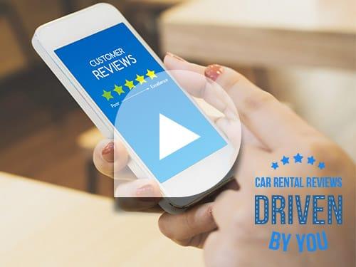Car rental reviews: How reviews help you