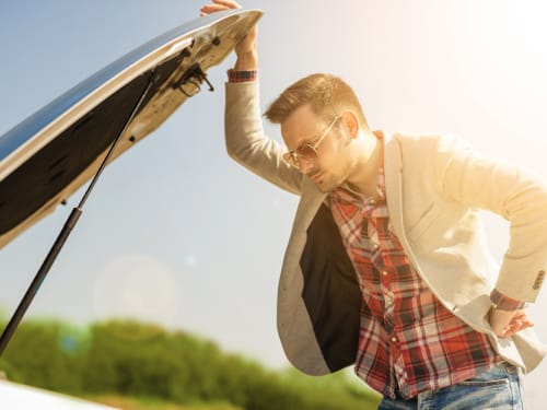 How does insurance work when you rent a car?