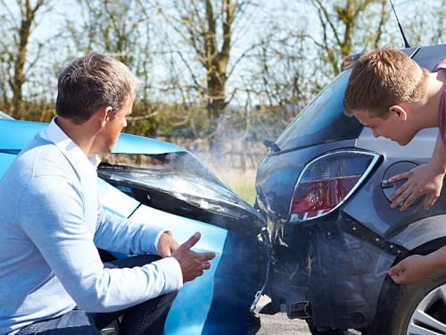 What is Collision Damage Waiver in car rental?
