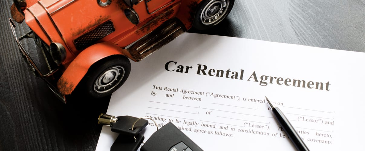 rent a car for driving test ireland