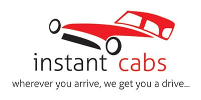 Instant Cabs Logo
