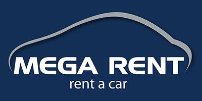 Mega Rent Logo