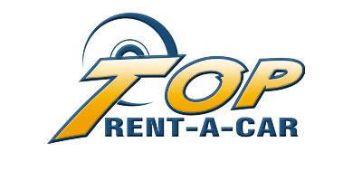 Top Rent A Car Logo